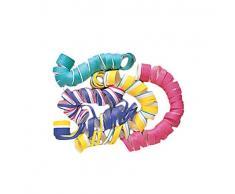 Stelle filanti per feste, multicolore, 40 pezzi
