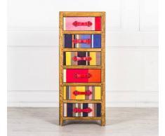 Design Twist Cassettiera Colour