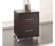 TFT Home Furniture Cassettiera Giava - Wengé