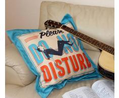 A Zig Zag Cuscino Arredo Please Do Not Disturb