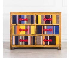 Design Twist Mobiletto - Comò Colour