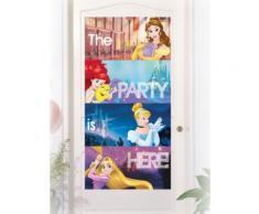 Decorazione per porta colorata delle Principesse Disney