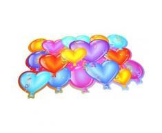 6 tovagliette con palloncini
