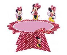 Alzata per torte personalizzata con Minnie