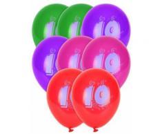 8 palloncini per compleanno