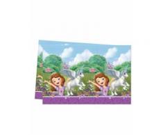 Tovaglia di plastica Sofia la principessa e l'unicorno