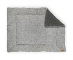 Jollein Trapunta in maglia lavata pietra 75x100 cm Grigio 017-513-65061