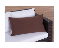 Cuscino da esterno - 40x70 - Marrone
