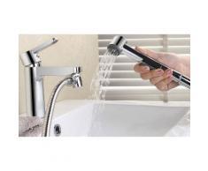 Doccetta a mano con attacco a rubinetto