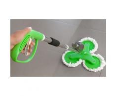 Lavapavimenti con serbatoio a spruzzo TriMop Spray X6
