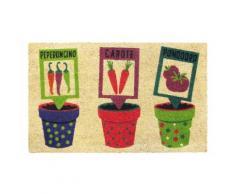 Zerbino cocco sbiancato 45x75 : Vasi verdure