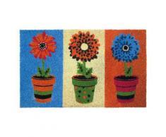 Zerbino cocco sbiancato 45x75 : Vasi fiore