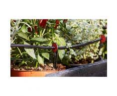 Micro kit di irrigazione da 71 pezzi Garden Go con tubo da 23 metri