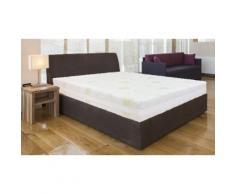 Materasso Memory Plus Top con 1 cuscino: 80 x 190 cm