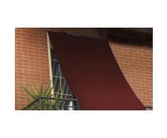2x Tenda da sole per esterno - Marrone