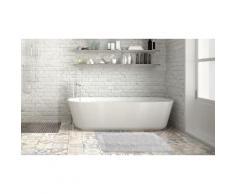 Tappeto bagno Pratical 70x130 grigio