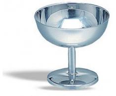 Coppa per gelato in aciaio Dimensioni ø cm. 9,5 Modello BGCUP